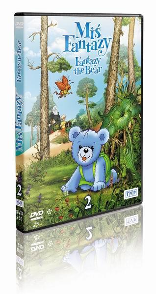 Miś Fantazy DVD 2
