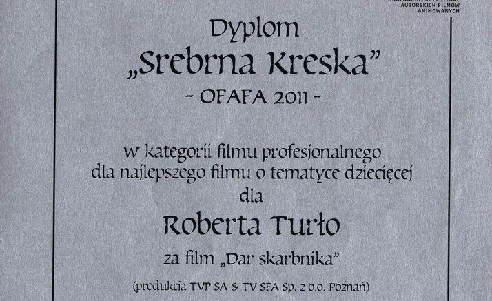 OFAFA 2011 Srebrna Kreska Turło