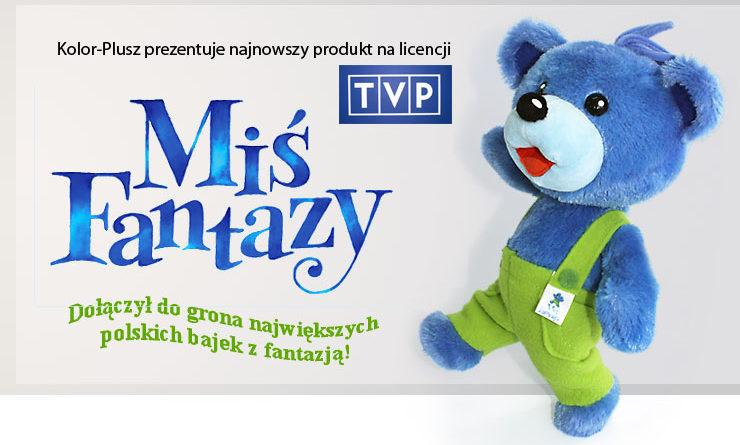Miś Fantazy Zabawka